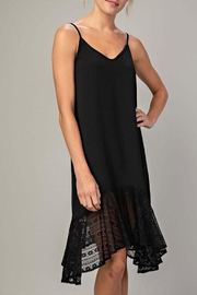L Love Lace Trim Slip-Dress - Product Mini Image
