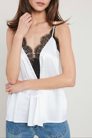 Wishlist Lace Trimmed Cami - Product Mini Image