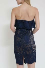 in the Beginning Lace Tube Dress - Side cropped