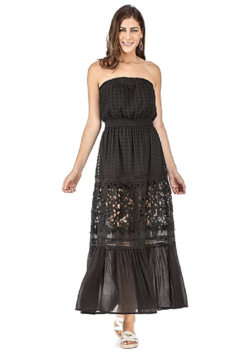 Jade Lace Tube Maxi - Alternate List Image