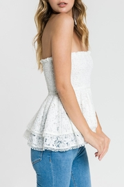 Endless Rose Lace Tube Top - Product Mini Image