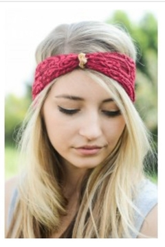 Shoptiques Product: lace turban headband