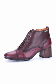 Pikolinos Lace-Up Bayona Bootie - Product List Image