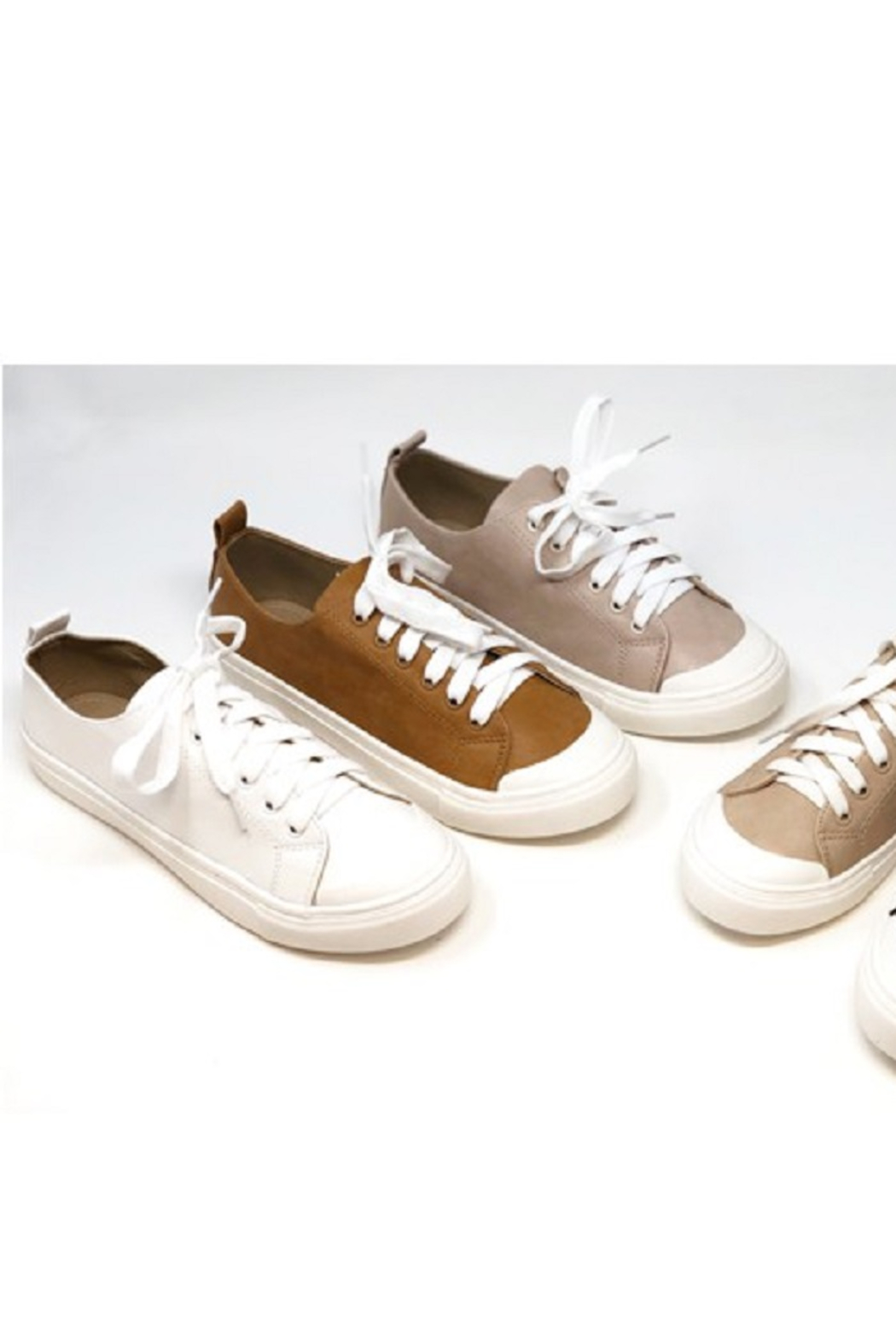 Ccocci Lace-Up Casual Sneaker - Main Image