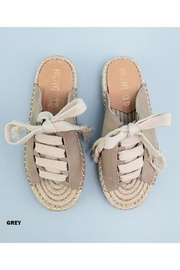 Mi.im Lace Up Espadrille - Product Mini Image