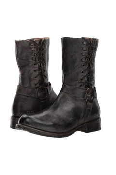 Bedstu Lace-Up-Leather Bootie - Product List Image