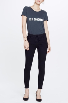 Mother Lace Up Looker - Product List Image