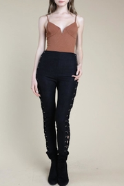 TIMELESS Lace Up Pant - Product Mini Image