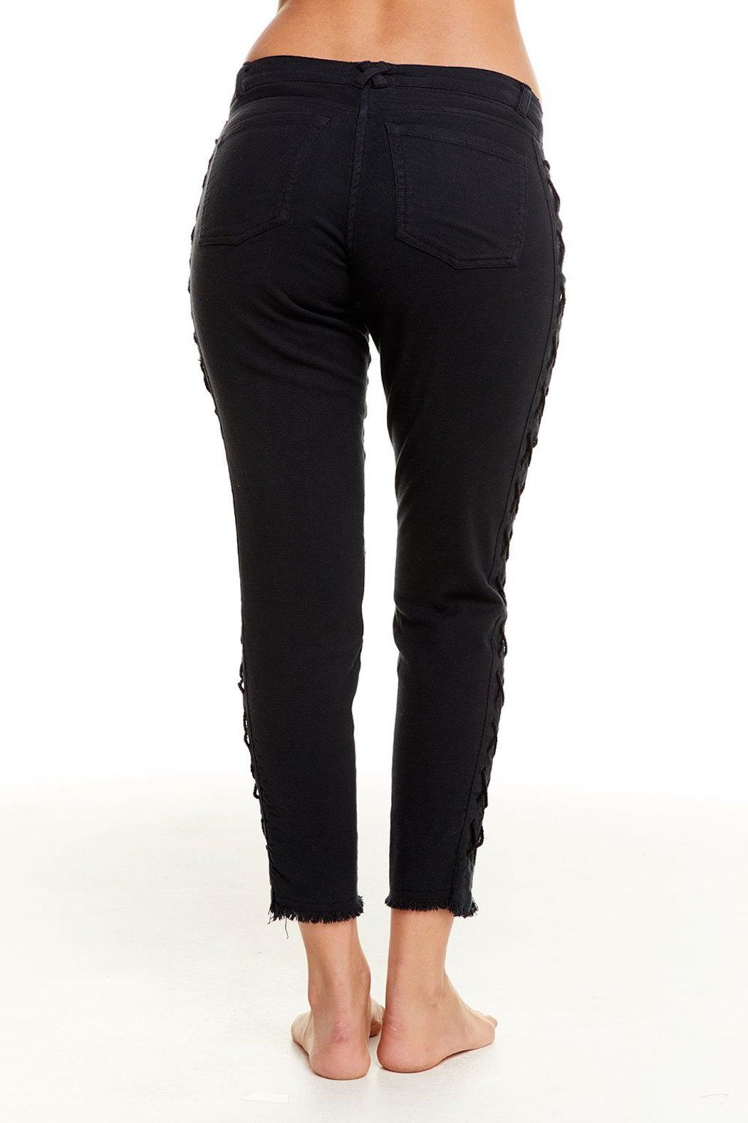 Chaser Lace Up Pant - Side Cropped Image