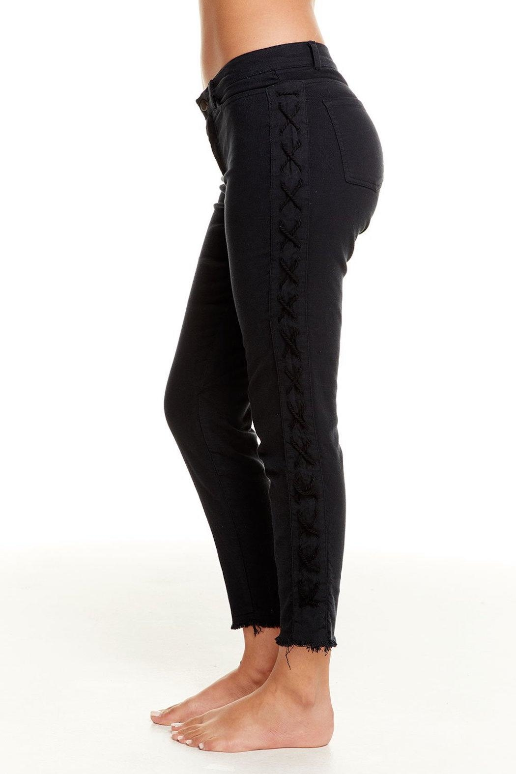 Chaser Lace Up Pant - Front Full Image