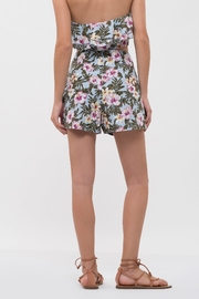 J.O.A. Lace Up Short - Front full body