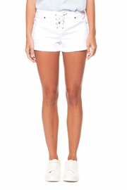 Dex Lace Up Shorts - Product Mini Image