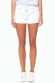 Dex Lace-Up Shorts - Product Mini Image