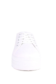 Wanted Lace Up Sneaker - Front full body