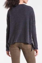 z supply Lace Up Thermal - Front full body