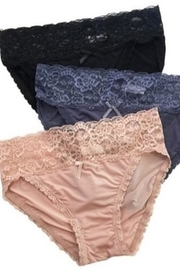 Anemone Lace Waistband Panties - Front cropped