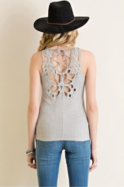 Entro Laced Back Tank - Product Mini Image
