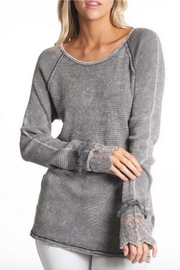 Able Laced Cuff Thermal - Front cropped