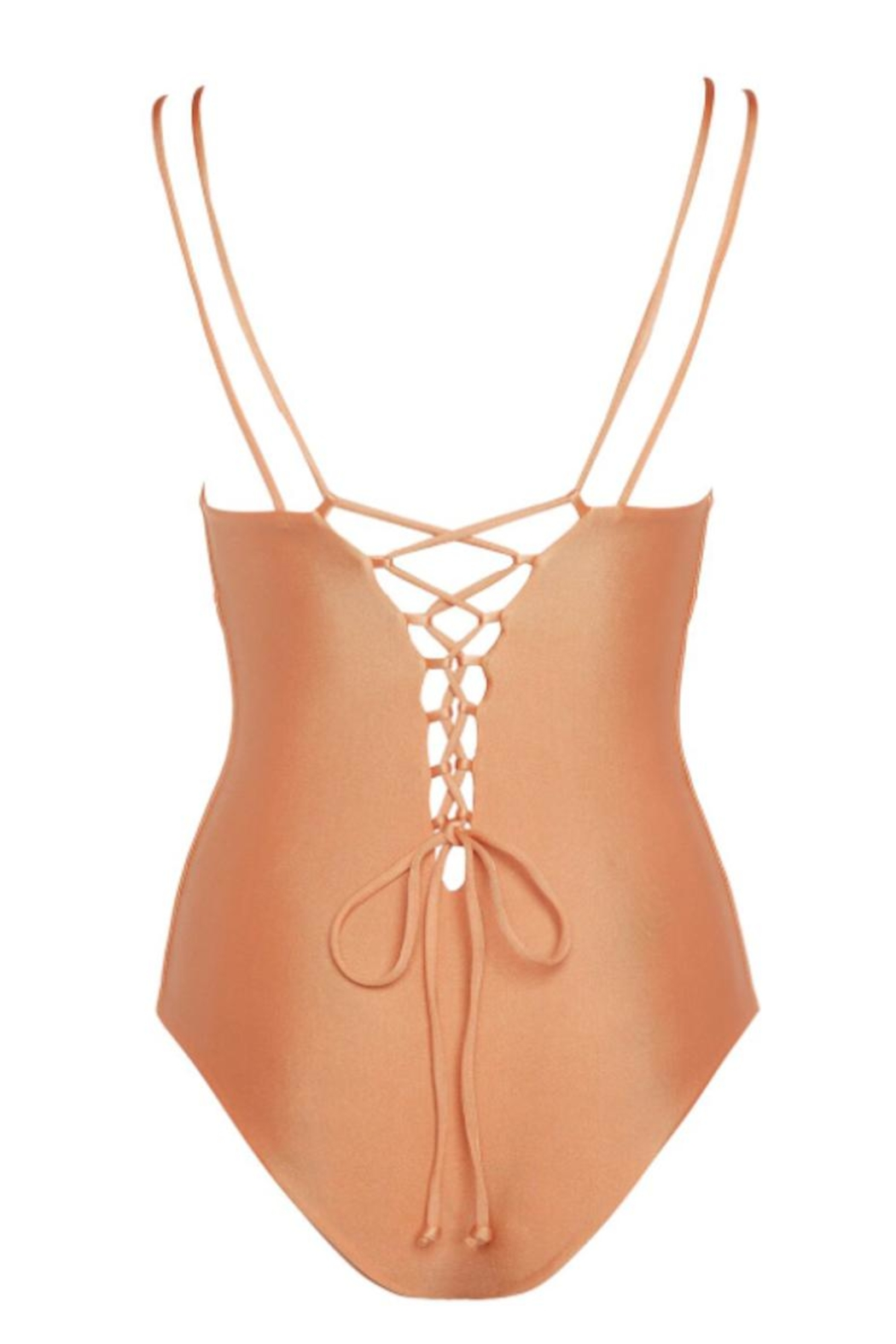 Cami and Jax Laced Fully Adjustable - Front Full Image