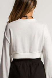 TIMELESS Laced Up Pullover - Side cropped