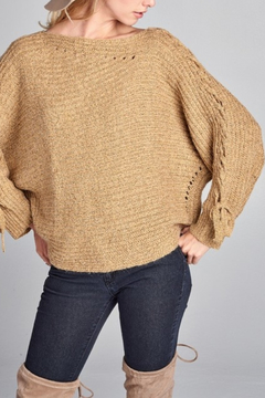 Oddi Laced Up sweater - Product List Image