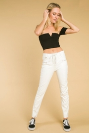 TIMELESS Laceup Pant - Product Mini Image