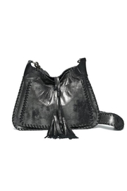 Laggo Lacey Gunmetal Crossbody - Product Mini Image