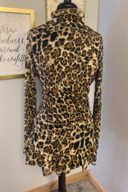 Kindred Mercantile  Lacey Leopard Curvy Top - Product Mini Image