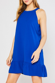 Mittoshop Lacie Halter Dress - Product Mini Image