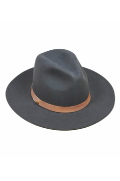Lack Of Colour Charcoal Wool Hat - Product List Image