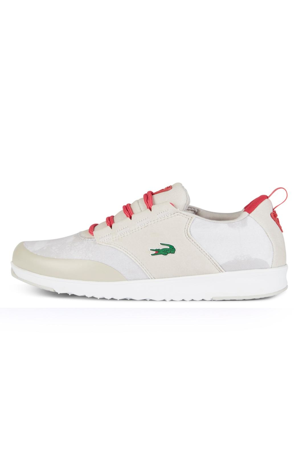 Lacoste Light Sneaker - Front Cropped Image