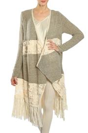 Ryu Lacy Maxi Sweater - Product Mini Image