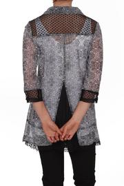 Lacy Top - Front full body
