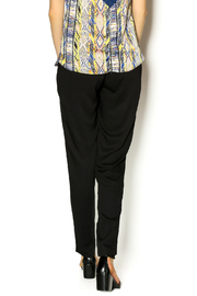 Ladakh High Waisted Trouser - Back cropped