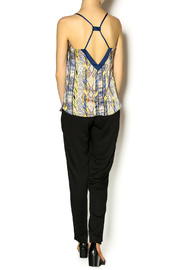 Ladakh High Waisted Trouser - Side cropped