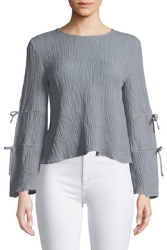 EVIDNT Ladder Sleeve Blouse - Product List Image