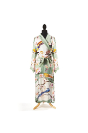 The Birds Nest LADIES ROBE - Front cropped