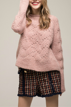 Moon River Ladies sweater top - Product List Image
