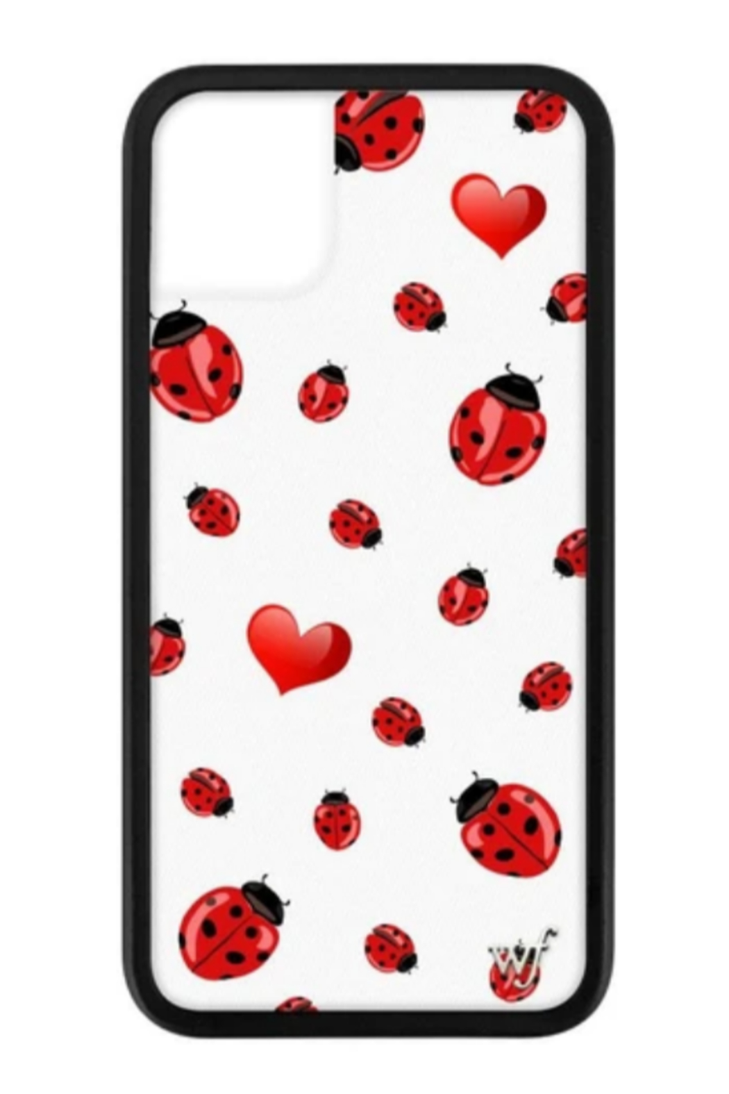 wildflower Lady Bugs iPhone 11 Case - Main Image