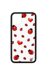 wildflower Lady Bugs iPhone 11 Case - Product Mini Image