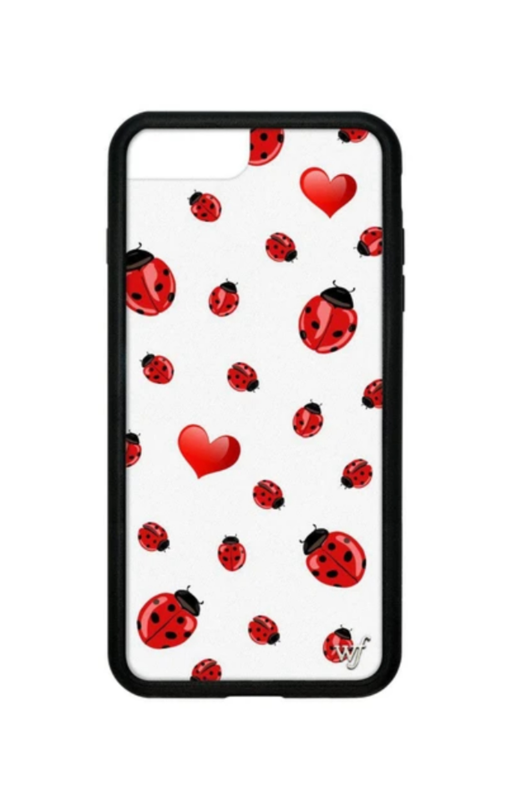 Wildflower Cases Lady Bugs iPhone 6+/7+/8+ Plus Case - Main Image