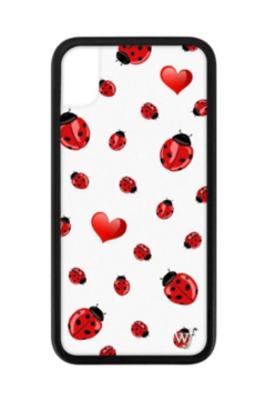 Wildflower Cases Lady Bugs iPhone Xr Case - Alternate List Image