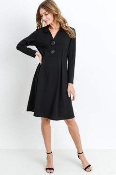 Les Amis Lady In Black - Product List Image
