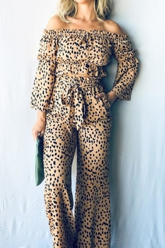 Shoptiques Product: Lady In Leopard