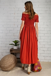 Easel  Prettiest Maxi Dress with Pockets - Other