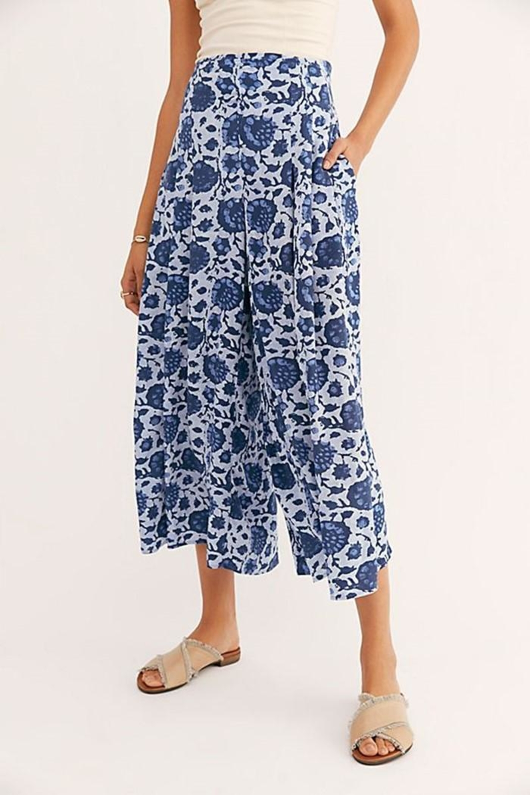 Free People Lady Lady Trousers - Front Full Image