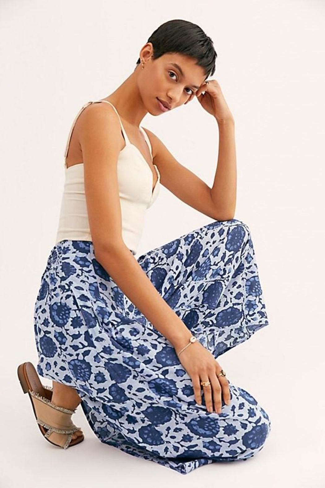 Free People Lady Lady Trousers - Main Image