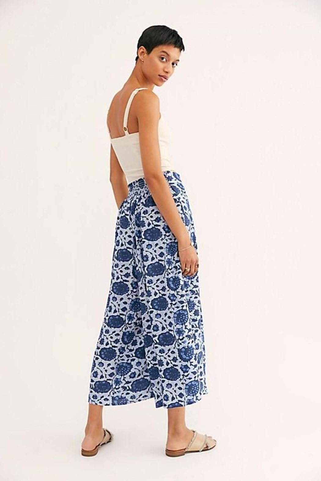 Free People Lady Lady Trousers - Side Cropped Image