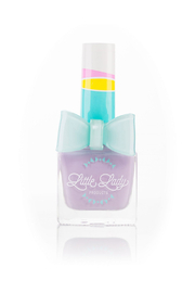 Little Lady Lady Lilac Scented Nail Polish - Front cropped