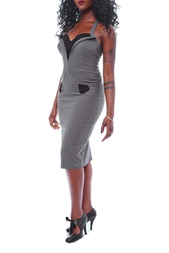 Rebel Love Clothing Lady Luck Dress - Product List Image